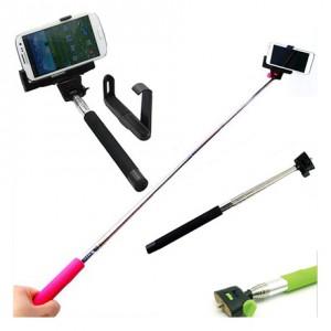 Z07-5 - Selfie Stick con bluetooth para celulares