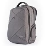 mochila zart luxus gris oscuro 1
